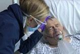 英国女星索菲亚・迈尔斯父亲感染新冠肺炎后去世